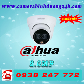 CAMERA DAHUA HAC-HDW1239TLP-A-LED