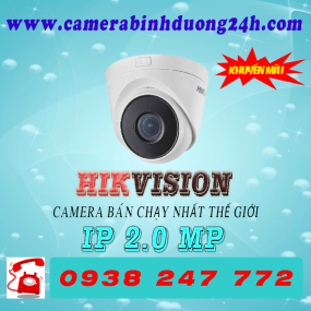 CAMERA IP DS 2CD1323G0-IU