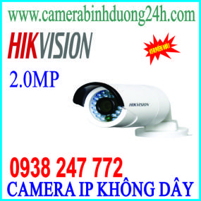 CAMERA IP WIFI - 2.0MP
