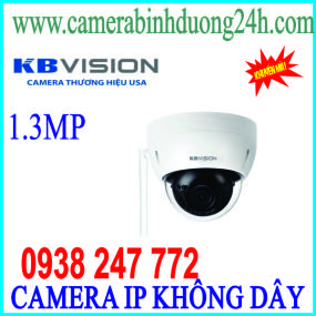 CAMERA IP WIFI KX-1302WN