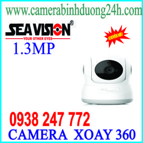 CAMERA WIFI SEAVISION  360 ĐỘ